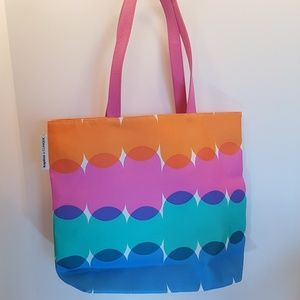 Clinique Tote Beach Bag